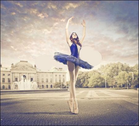 """A quoi pensez-vous si je vous dis """"Ballet bleu"""" ?"""