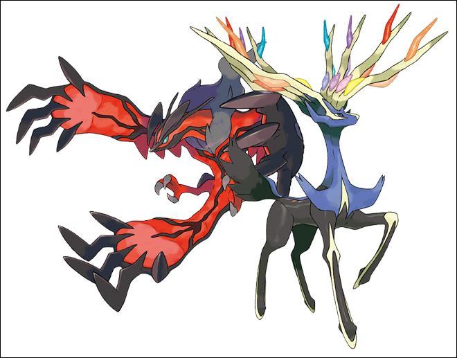 Quizz pok mon l gendaires quiz pokemon - Pokemon x et y legendaire ...