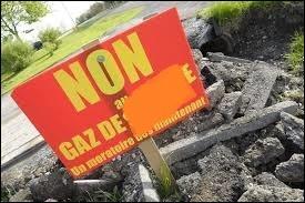 Depuis ces dernières années, l'éventuelle exploitation de ce gaz en France fait grand débat. Ce gaz naturel, contenu dans des roches riches en matières organiques, porte le nom de :