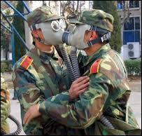 Lors de quel conflit, a-t-on fait l'usage de masques à gaz pour la première fois ?