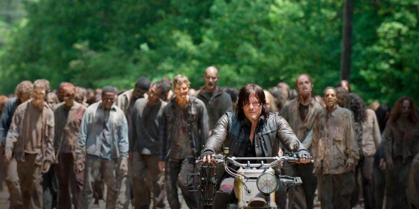 « The Walking Dead » - Saison 6