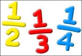 Dans la fraction 58/3, le nombre 3 est ... .