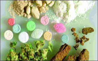 Quelle est la drogue utilisée par les terroristes ?
