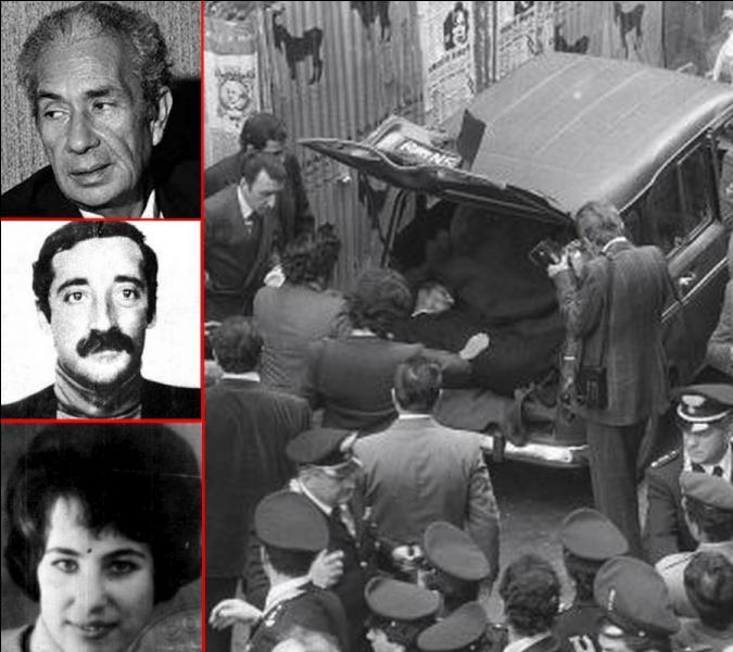 Divisées en plusieurs groupuscules, les « Brigades rouges» étaient dans les années 70 une organisation révolutionnaire d'extrême-gauche italienne. Le groupe dirigé par Mario Moretti s'est illustré par l'enlèvement et l'assassinat d'une personnalité politique en 1978. Comment s'appelait cet homme ?