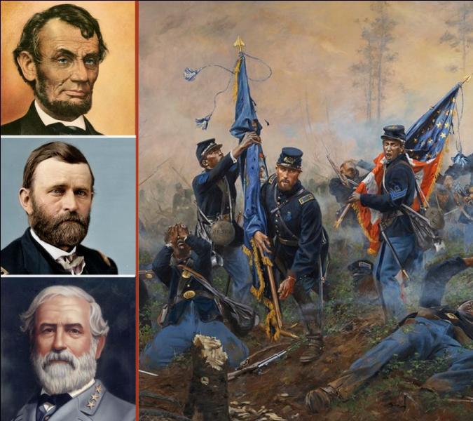 Guerre de Sécession : Alors capitale de la confédération sudiste, quelle ville tomba aux mains des Nordistes le 2 avril 1865 peu de temps avant la reddition du général Robert Lee à Appomattox ?