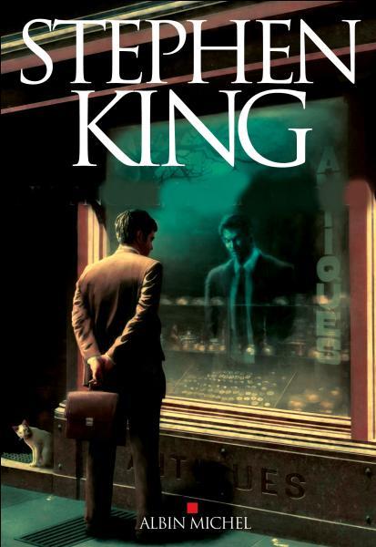 Quel est ce livre de Stephen King ?