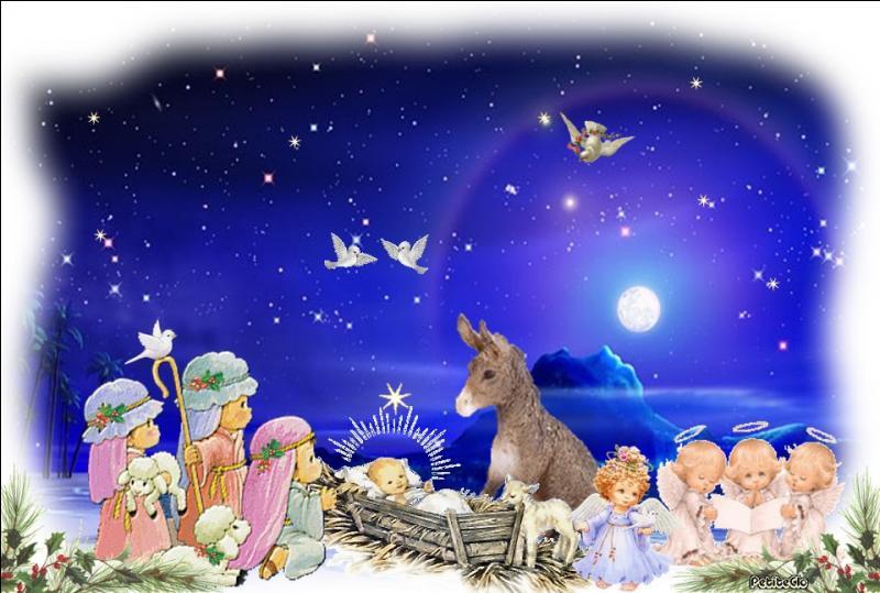 Et que chante-t-on le soir de Noël ?