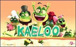 En quoi se transforme Kaeloo quand elle est en colère ?