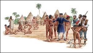 Ses habitants allaient nus et vivaient dans l'ignorance. Que ne pouvaient-ils concevoir ?
