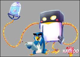 Comment s'appelle le pingouin-frigo qui accompagne tout le temps Olaf ?