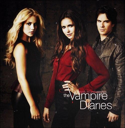 Elle décroche un rôle dans la série à succès « Vampire Diaries », où elle incarne le personnage de Rebekah Mikaelson. Quelle créature surnaturelle incarne-t-elle dans cette série ?