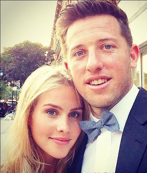 S'est-elle fiancée le 13 juillet 2015 à un jeune producteur américain, nommé Matt Kaplan ?