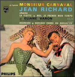 """Avec """"Monsieur Carnaval"""" (1965) et """"Douchka"""" (1973), un célèbre chanteur """"à carrière longue"""" s'est essayé lui aussi au genre comme compositeur : lequel ?"""