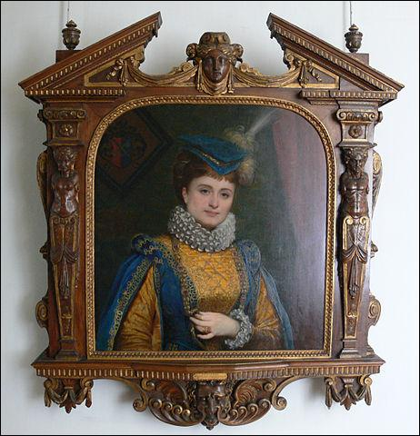 """""""Le roi Bobèche"""", """"la reine Clémentine"""", """"Boulotte"""" et """"Popolani"""" sont des personnages aux noms farfelus créés par Offenbach dans son """"Barbe-...."""" (complétez ! )"""