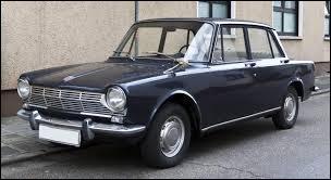 Cette marque de voiture a connu un grand succès au XXe siècle avant de disparaître en 1980, il s'agit de...
