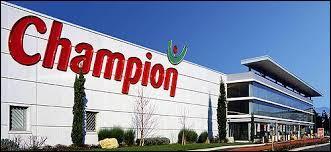 """Ce supermarché fut renommé """"Champion"""" en 2000, puis """"Carrefour Market"""" en 2010, il s'agit de..."""