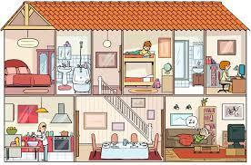 quizz les pi ces de la maison en espagnol quiz espagnol. Black Bedroom Furniture Sets. Home Design Ideas