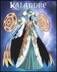 De quoi Kalandre a-t-elle besoin venant des Légendaires ?