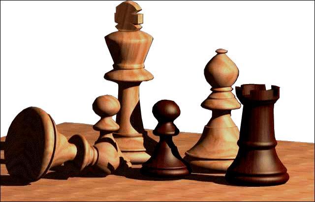 Comment le fou se déplace-t-il dans le jeu d'échecs ?