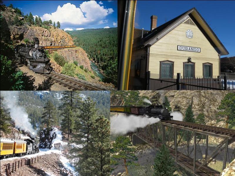 Beaucoup de gens, aimeraient voyager sur cette ligne, la ruée vers l'or et les vieux trains en bois ont leur charme. La ligne date du XIXe siècle, les locomotives datent de 1920. Cette promenade vous permettra d'admirer les paysages du Colorado.Quel est ce train ?