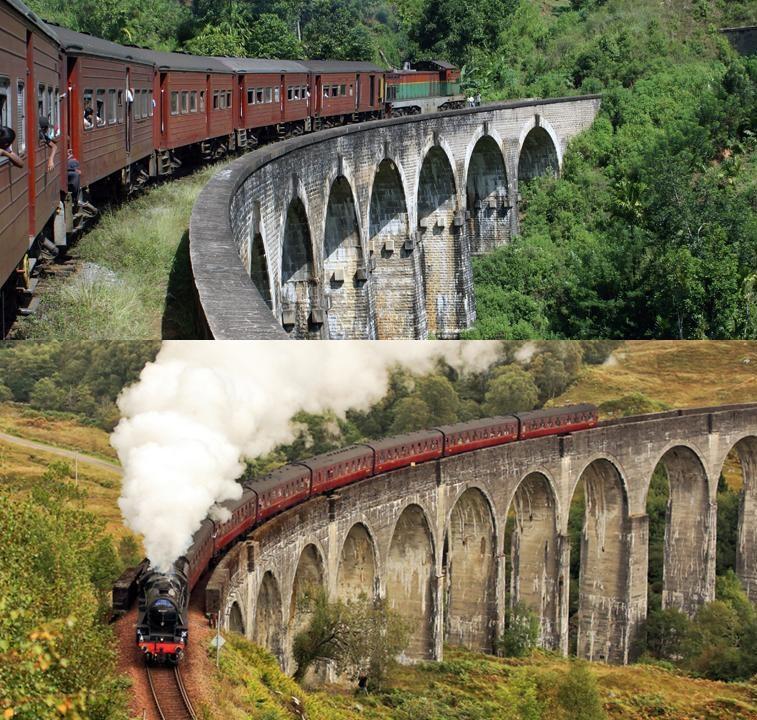 Voyages en train, de l'exceptionnel, partout dans le monde !