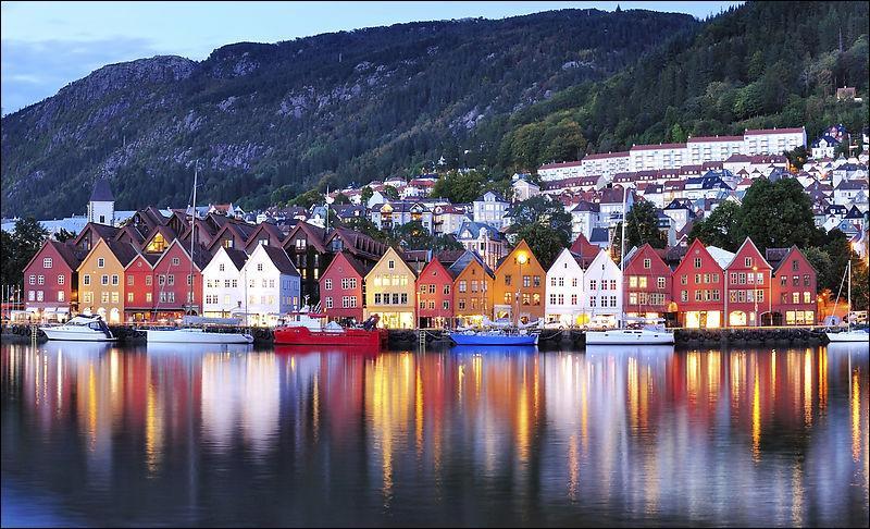 À qui appartenait la Norvège au XIXe siècle ?
