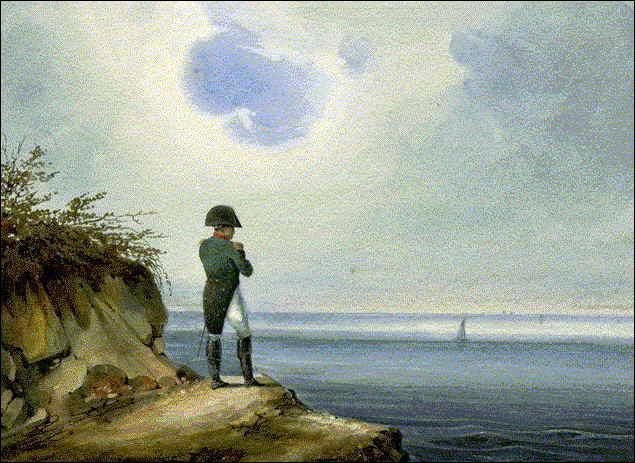 Quel empereur européen, déchu, meurt à Sainte-Hélène en 1821 ?