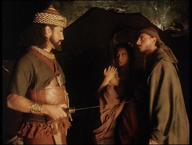 Plusiueurs rois attaquent Sodome, Loth et sa famille sont faits prisonniers