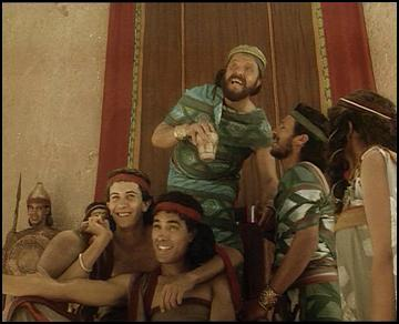 Le roi de Sodome veut recompenser Abram
