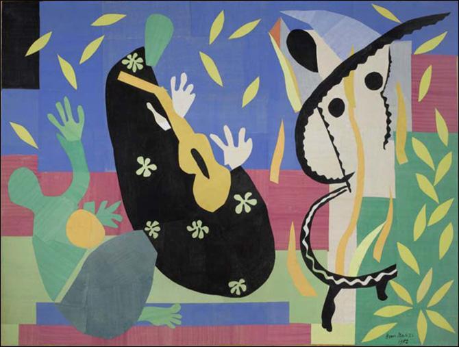 Quel est le prénom du peintre français Matisse ?