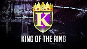 """Qui est devenu le """"King of the ring"""" ?"""