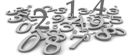 Des chiffres, des nombres, des numéros en s'amusant