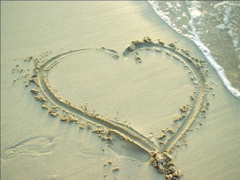 """Qui chantait """"J'avais dessiné sur le sable son doux visage qui me souriait, puis il a plu sur cette plage, dans cet orage, elle a disparu..."""" ?"""
