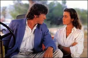 Juliette Binoche est la principale actrice dans le film « l'Année des méduses », 1984.