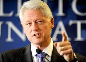Quelle initiative prend Bill Clinton en 1996 ?