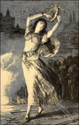 """Par quels artistes est interpétée """"Belle"""" dans la comédie musicale """"Notre- Dame de Paris ?"""