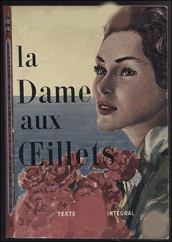 """Qui a écrit """"La Dame aux oeillets"""" ?"""