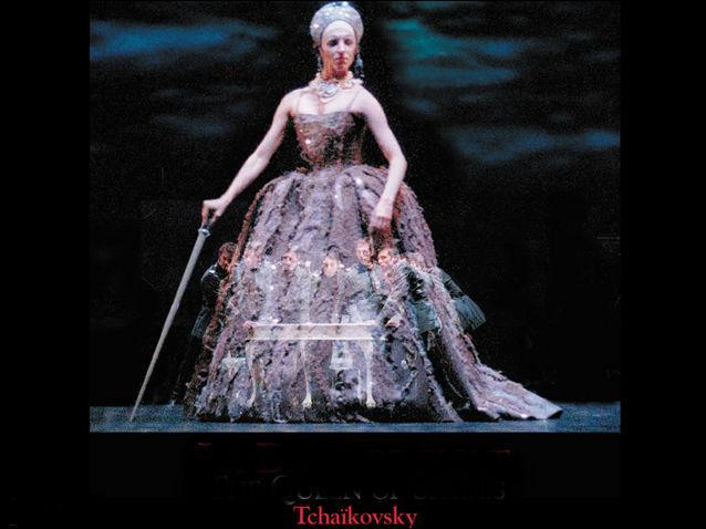 Quel est cet opéra de Tchaïkoski ?