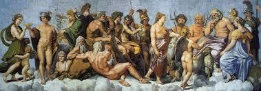 La mythologie gréco-romaine