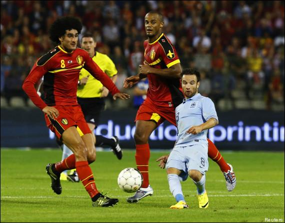 Quelle taille fait Mathieu Valbuena ?