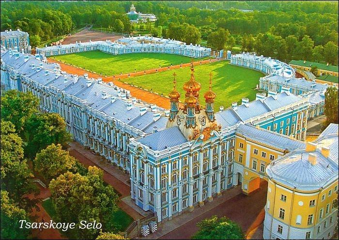 Quel Est Le Plus Beau Hotel De Saint Petertburg