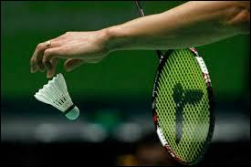 Comment appelle-t-on un joueur de badminton ?