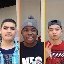Des youtubeurs qui font les vidéos à trois. Qui sont-ils ?