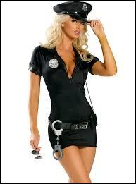En France, il n'existe pas d'agent de la police :