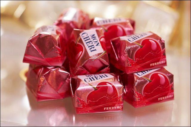 A quoi sont fourrés ces chocolats (italiens) ?