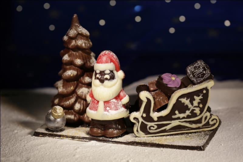 Et n'oublions pas que le chocolat, riche en magnésium, est un excellent...