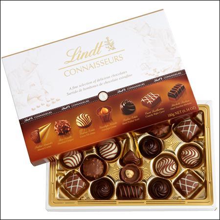 Voici des chocolats Lindt ! Sont-ils français ?