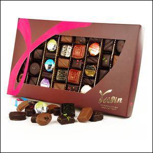 Voici les chocolats Voisin, typiquement français, de quelle ville font-ils la fierté ?