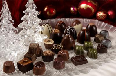 Noël : Les chocolats sont là !