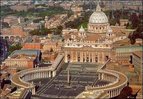 """Le """"Vatican"""" n'est pas le plus petit État au monde."""